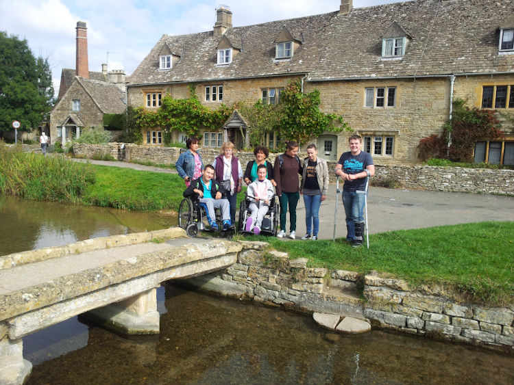 additional needs group in cotswolds