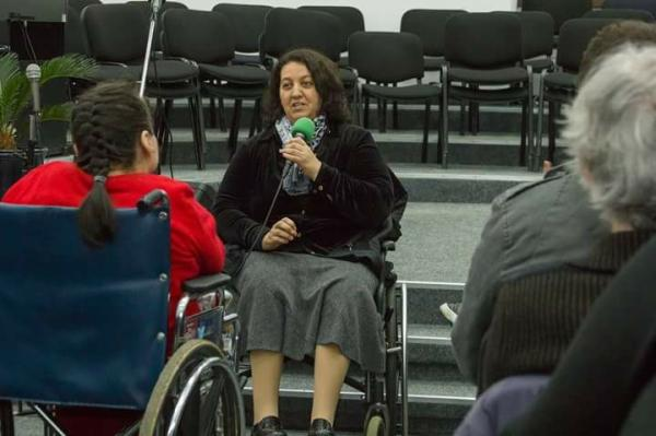 speaking about disabilities